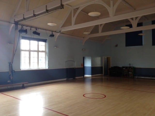 St Michael's Parish Hall, Bristol